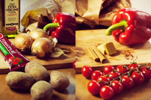 Bacalao eller minnen av mat