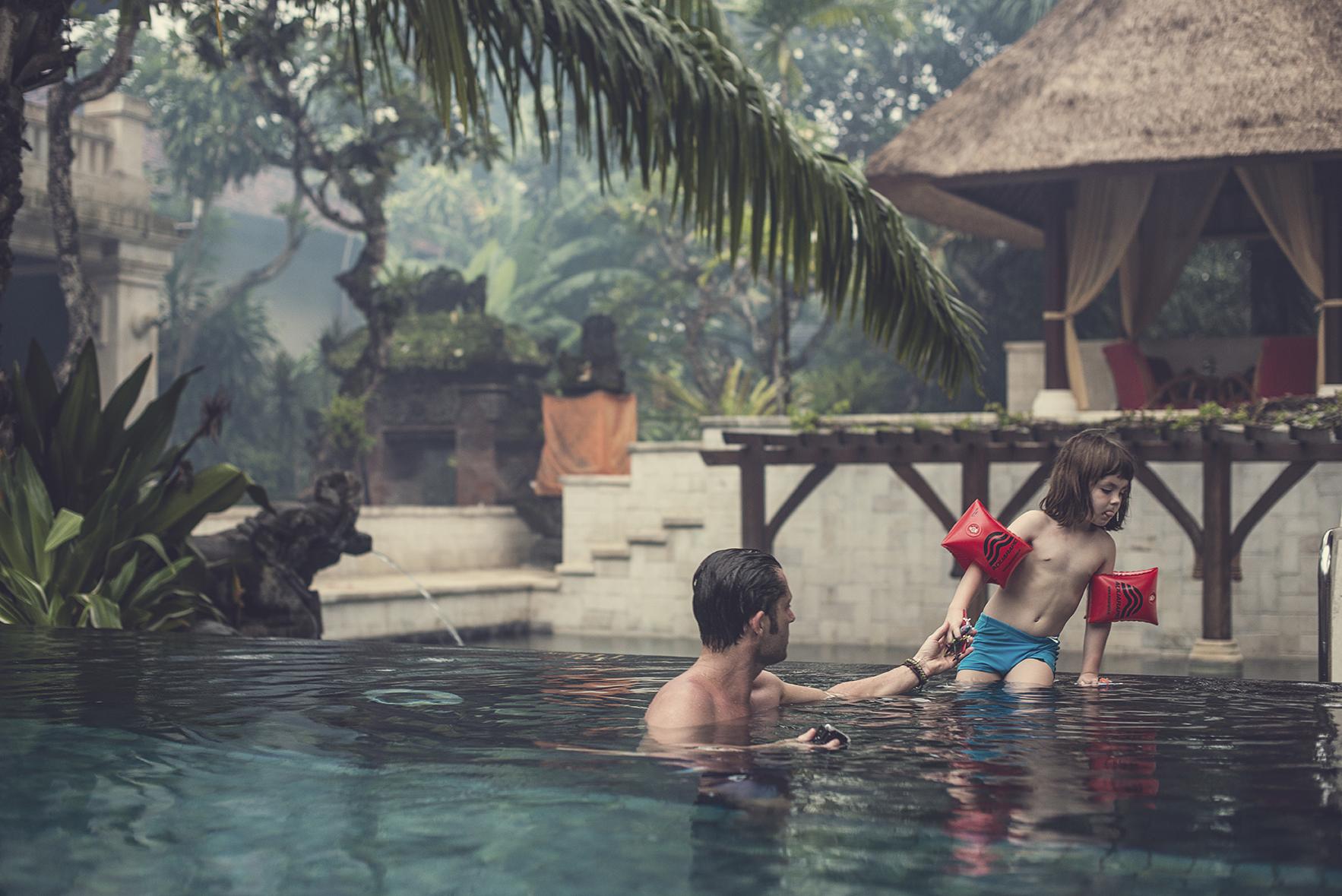 När det regnar på Bali