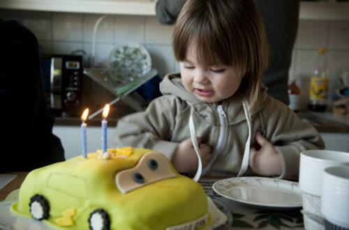 Grattis på födelsedagen Viggo