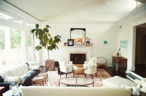 Ett underbart vardagsrum